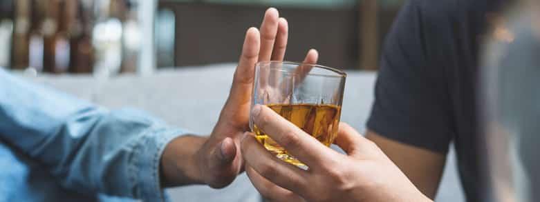 Hjärnskakning och alkohol